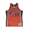 【海外取寄】ステフィン カリーモデル |【2009-10 HARDWOOD CLASSICS AUTHENTIC JERSEY/ORG】 MITCHELL&NESS GOLDEN STATE WARRIORS オレンジ