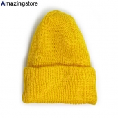 ブローナー | ブローナー 【VALUE KNIT CUFF BEANIE/GOLD】 BRONER