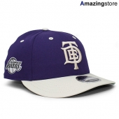TDE | TDE × LOS ANGELES LAKERS ニューエラ 9FIFTY 【LOW PROFILE SNAPBACK/PUR-OFF WHT】 TOP DAWG ENTERTAINMENT ロサンゼルス レイカーズ