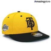 TDE | TDE × LOS ANGELES LAKERS ニューエラ 9FIFTY 【LOW PROFILE SNAPBACK/GOLD-BLK】 TOP DAWG ENTERTAINMENT