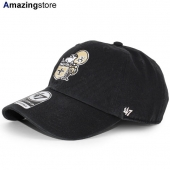 47ブランド ニューオリンズ セインツ 【NFL LEGACY CLEAN UP STRAPBACK/BLK】 47BRAND NEW ORLEANS SAINTS