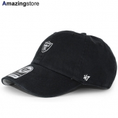 47ブランド オークランド レイダース 【NFL BASE RUNNER CLEAN UP STRAPBACK/BLK】 47BRAND OAKLAND RAIDERS
