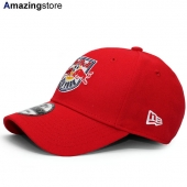 ニューエラ 9FORTY ニューヨーク レッドブルズ 【MLS THE LEAGUE  ADJUSTABLE/RED】 NEW ERA NEW YORK RED BULLS