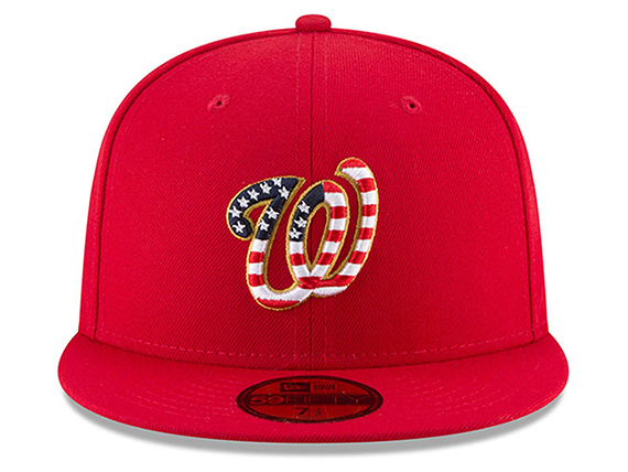 6a0330d59c8  独立記念日モデル NEW ERA ワシントン ナショナルズ 2018 JULY 4TH STARS N STRIPES 59FIFTY FITTED  RED  ニューエラ WASHINGTON NATIONALS ...