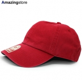 47ブランド 【BLANK CLEAN UP SNAPBACK/RED】 47BRAND