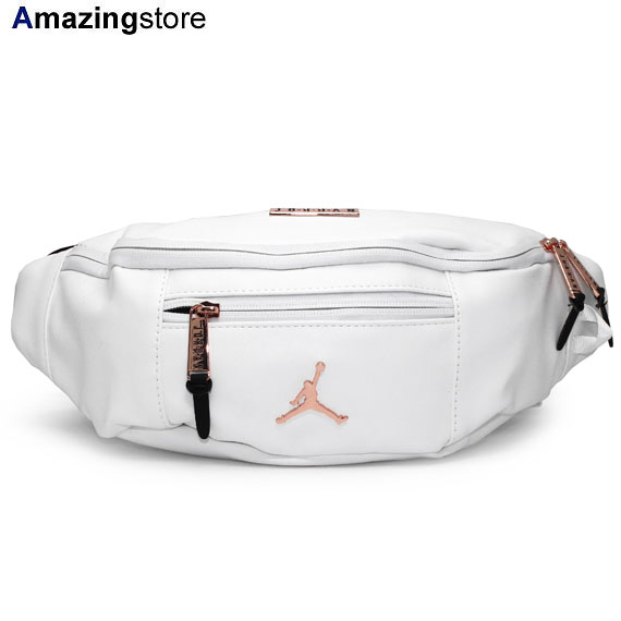 353639c45ead2c ジョーダンブランド バッグ  REGAL AIR CROSSBODY BAG WHT  JORDAN BRAND