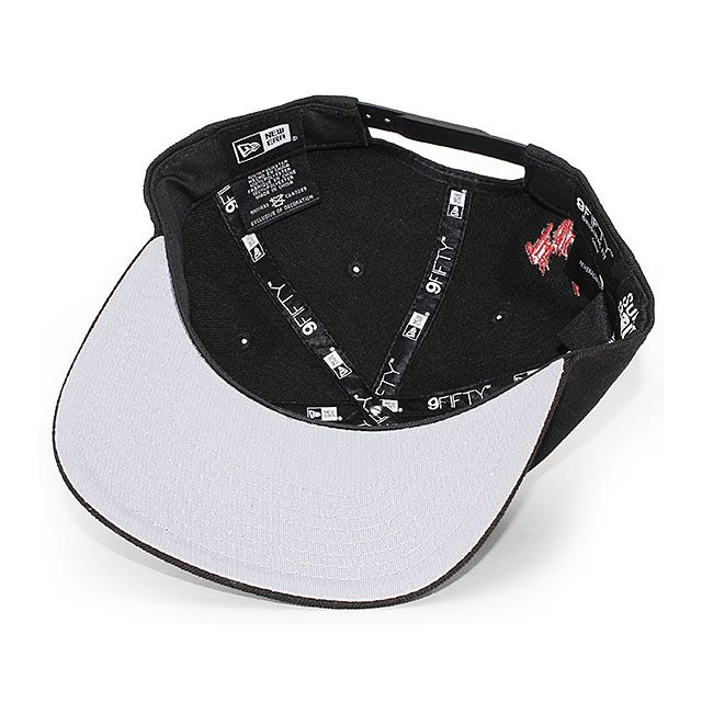"""Suicide Squad /""""The Worst of The Worst/"""" New Era 9Fifty Original Fit Snapback Hat"""
